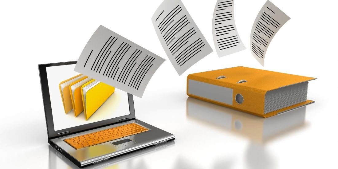 Fichier ecriture comptable